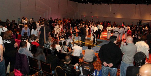 The Action Martial Arts Hall of Honors Mega Weekend