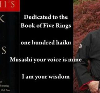 Haiku for Miyamoto Musashi