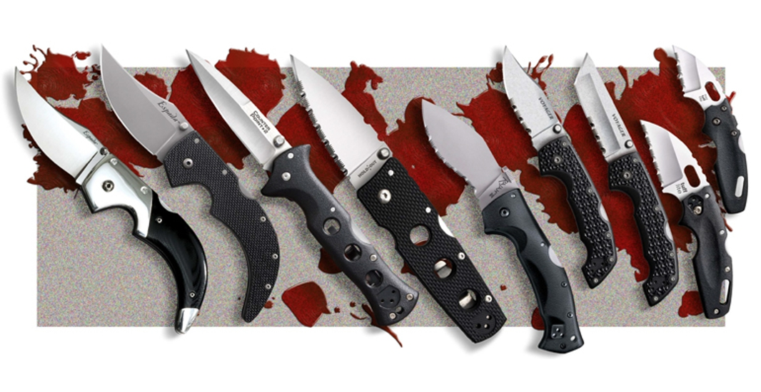 Cold Steel Mouse Knives
