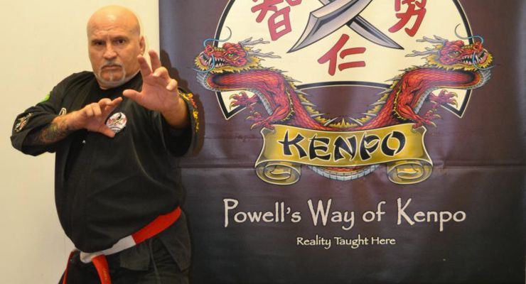 William Powell: Powell's Way of Kenpo