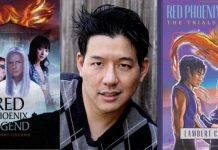 Red Phoenix Legend Books