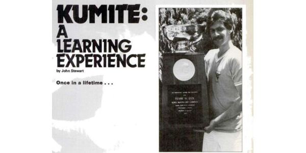 Kumite: A Learning Experience