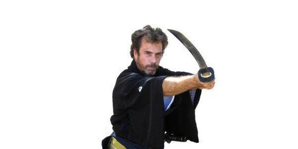 Dana Abbott Japanese Sword