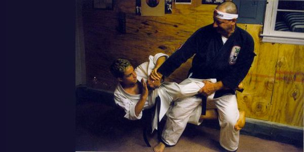 An Interview with Gregory Melita, Sensei