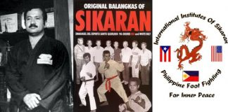 Sikaran Philippine Foot Fighting