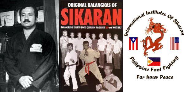 Sikaran Philippine Foot Fighting