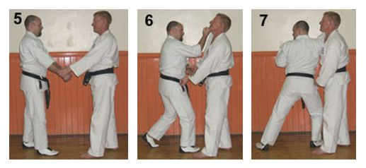 The Basics of Bunkai – Part 7 Figures 5-7