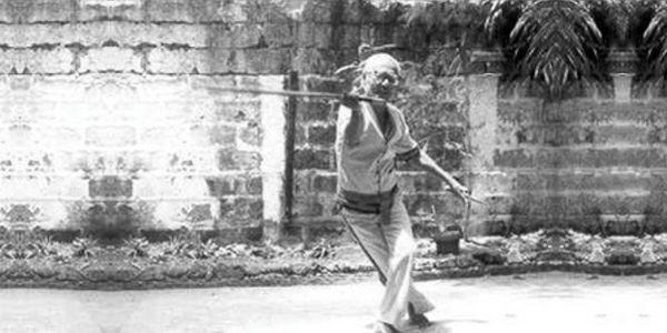 Momoy Cañete San Miguel Eskrima