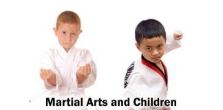 Martial Arts Training and Children