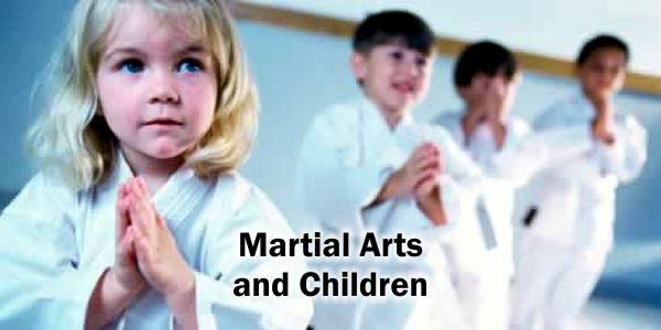 Martial Arts and Children