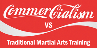 Traditional Martial Arts Training VS. Commercialism