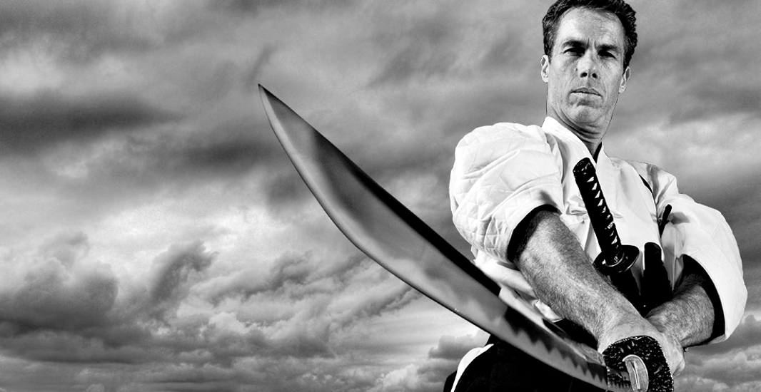 Dana Abbott Samurai Sword