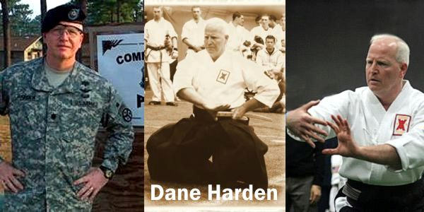 Master Dane Harden of Yoshinkan Aikido