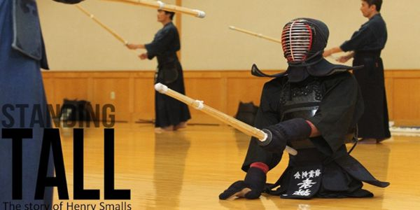 Henry Small Kendo Instructor