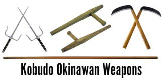 Kobudo Okinawan Weapons