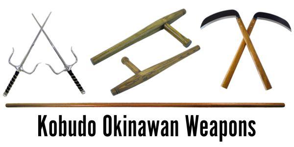 Kobudo Okinawan Weapons