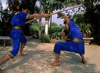 Krabi Krabong Martial Arts