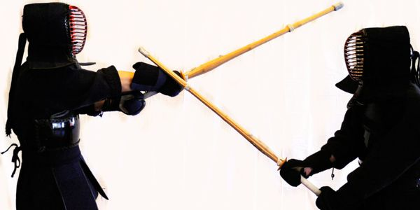 Kum Do is the Korean art of sword fencing