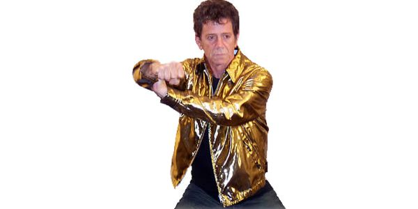Lou Reed Kung Fu