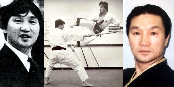 Grand Master Chae T. Goh's Moo Doo