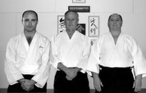 Dave Rogers, Henry Ellis and Derek Eastman