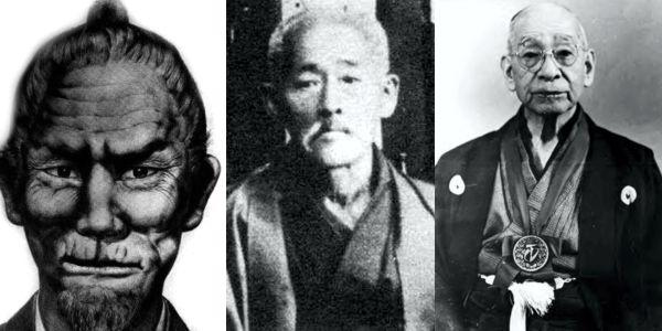 Shorin-ryu Masters