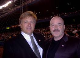 Stephen Oliver & Bernard Kerik