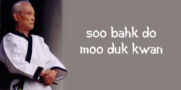 Soo Bahk Do Moo Duck Kwan