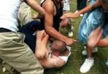 Violent Attack