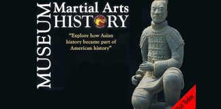 Visit the Martial Arts History Museum in Burbank