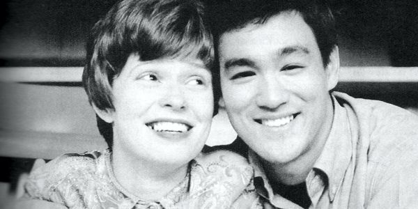 Bruce Lee and Linda Emery