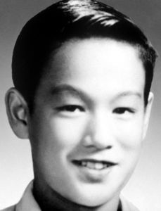 Bruce Lee Young Teen