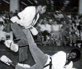 Howard Jackson vs Donnie Williams