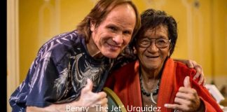 Benny the Jet Urquidez and