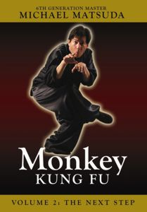 Michael Matsuda's Monkey Kung Fu Books and DVDs
