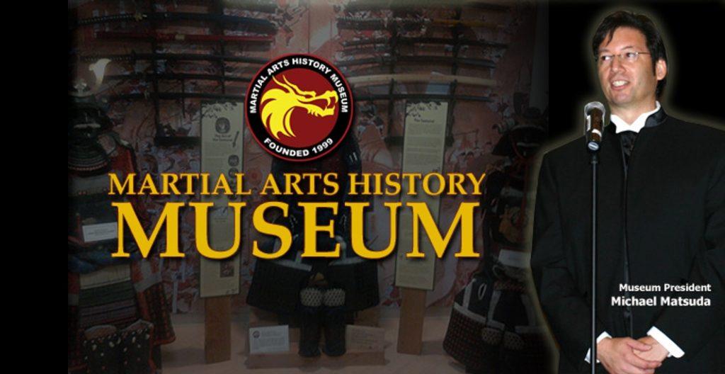 Michael Matsuda - Martial Arts History Museum