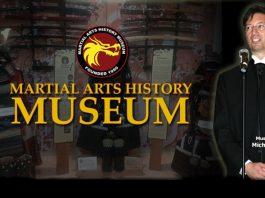 Michael Matsuda Martial Arts History Museum