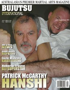 Patrick McCarthy Cover