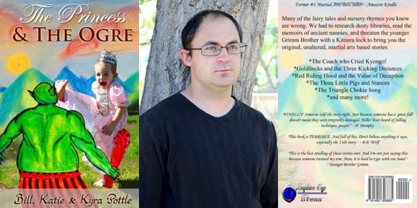 The Princess and the Ogre: Martial Arts Based Nursery Rhymes
