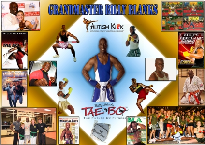 Grandmaster Billy Blanks