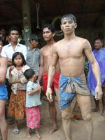 Khmer Traditional Wrestling