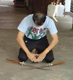 The Adjarn - Krabi Krabongce Adjarn, Thai Sword Master