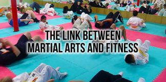 The Link Between Martial Arts and Fitness