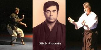 Masanobu Shinjo and Lee Gray Shinjo