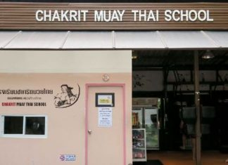 Muay Thai Chakrit – A Brooklyn Monk in Bangkok