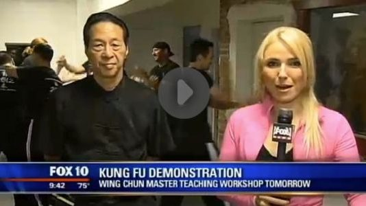 Samuel Kwok on Fox News