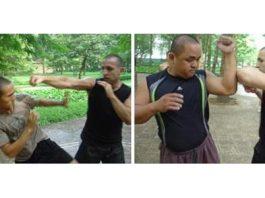 VoVinam Fight in Hanoi Park