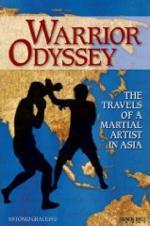 Antonio Graceffo - A Warrior Odyssey