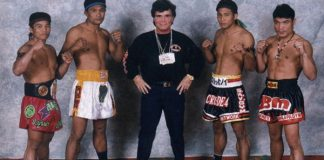 Bob Chaney and Fighters