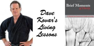 Dave Kovar's Living Lessons: Brief Moments of Clarity
